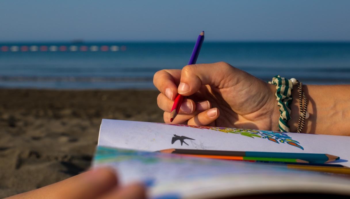 Il Quaderno di Compiti per le Vacanze per Adulti è un classico