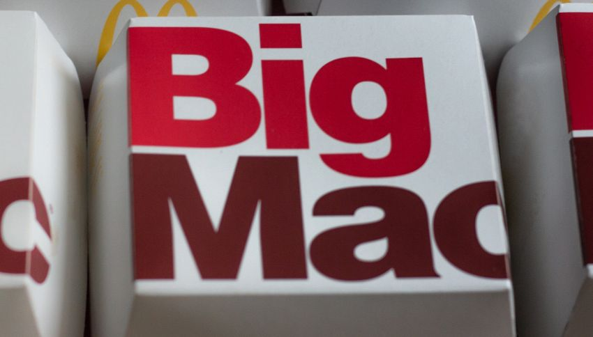 32mila Big Mac: l'uomo da record che ama gli hamburger