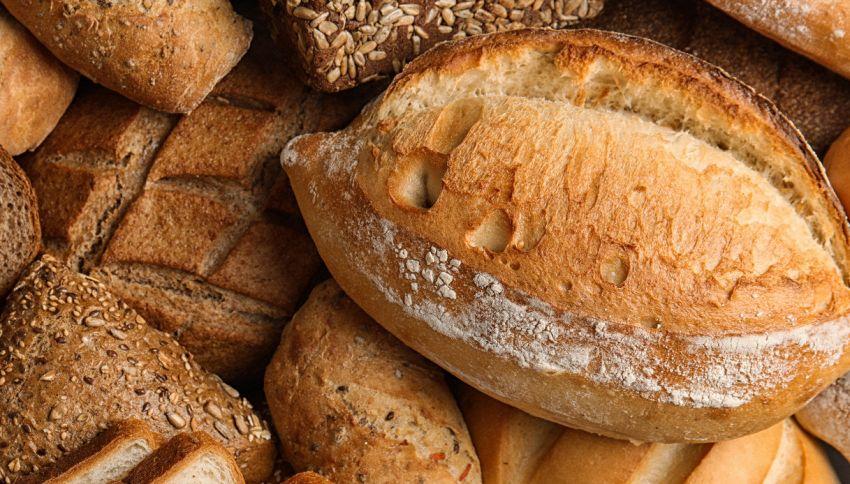 Il metodo migliore per congelare il pane