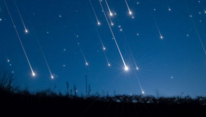 San Lorenzo, i cieli stellati più belli d'Europa