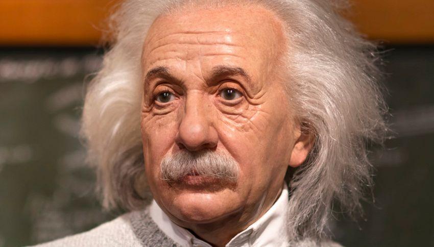 Il furto del cervello di Albert Einstein