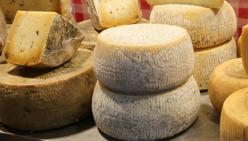 La pandemia ha fatto sì che nascessero due nuovi formaggi