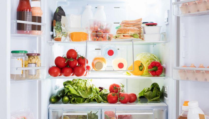 Perché il tuo frigorifero potrebbe non essere abbastanza freddo