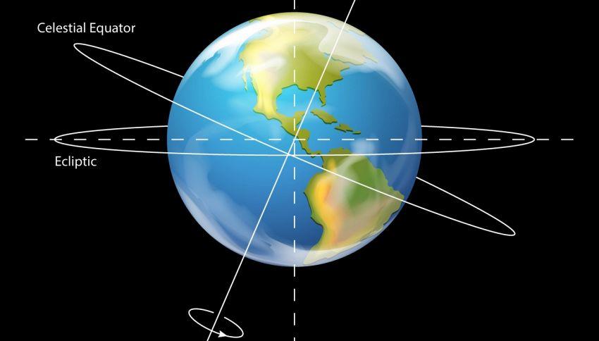 La Terra si è capovolta: quando sarebbe avvenuto per la scienza