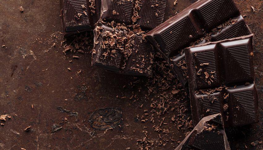 Il cioccolato è meglio delle caramelle: parola di un dentista