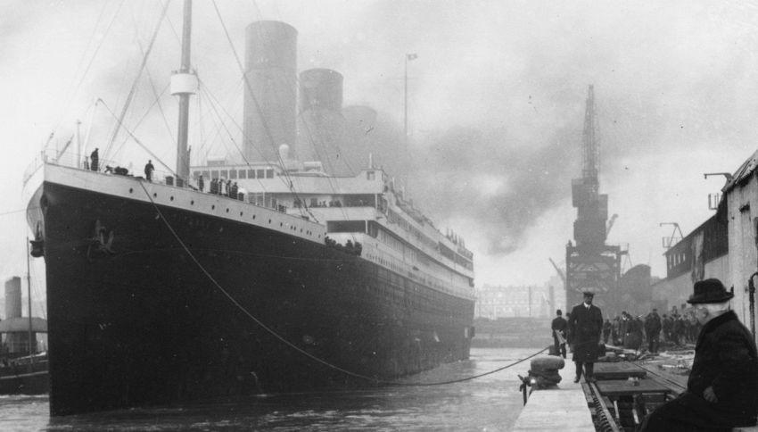 Tutto sull'ultima cena del Titanic