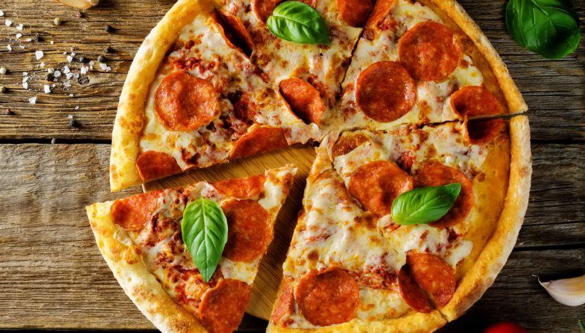 La pizza negli USA che costa quasi 10mila dollari
