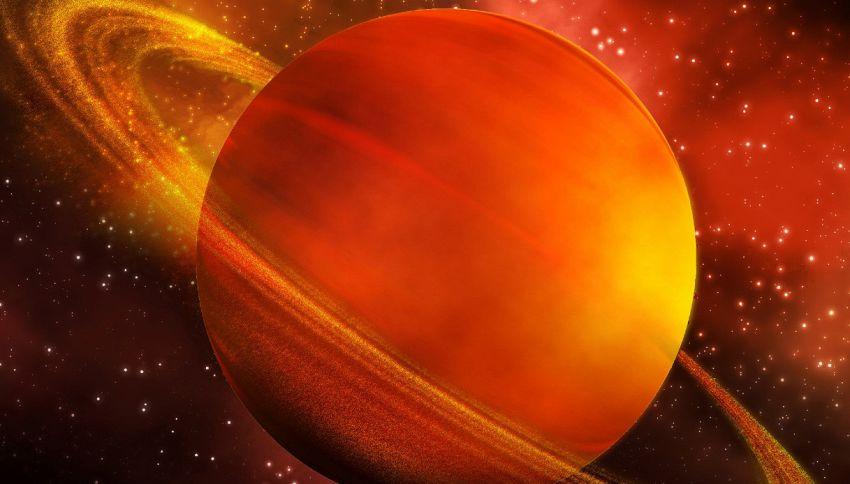 Cosa potrebbe accadere se Saturno si scontrasse con Giove?