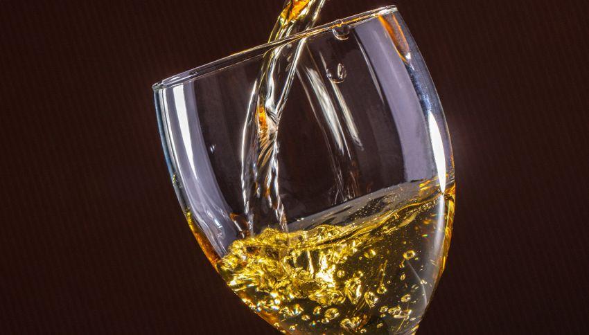 Il vino che ha il sapore di senape