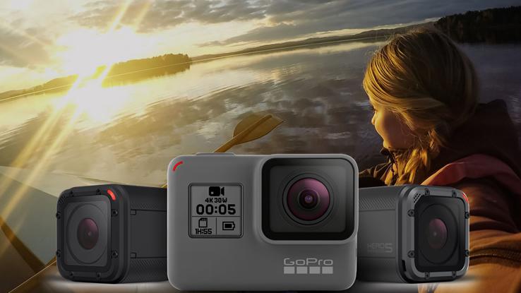 10 trucchi per utilizzare al meglio la videocamera GoPro