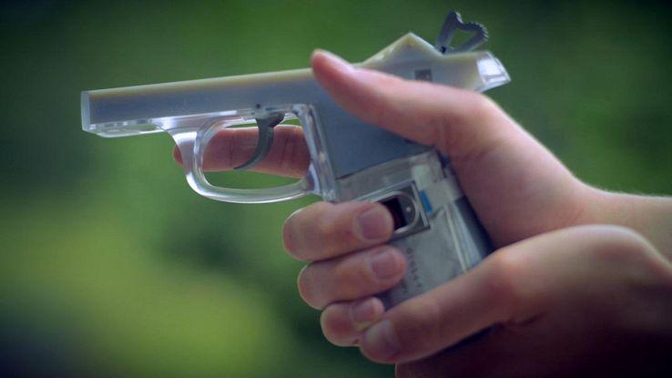 Smart gun come iPhone