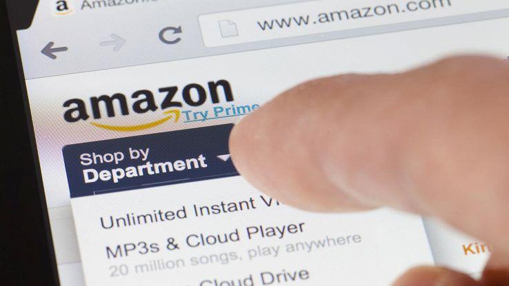 Amazon sito web