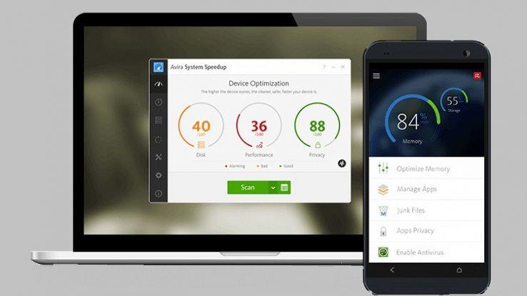 Da Avira un pacchetto software gratis per la privacy e la sicurezza