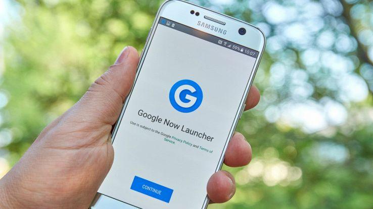 copertina launcher Android
