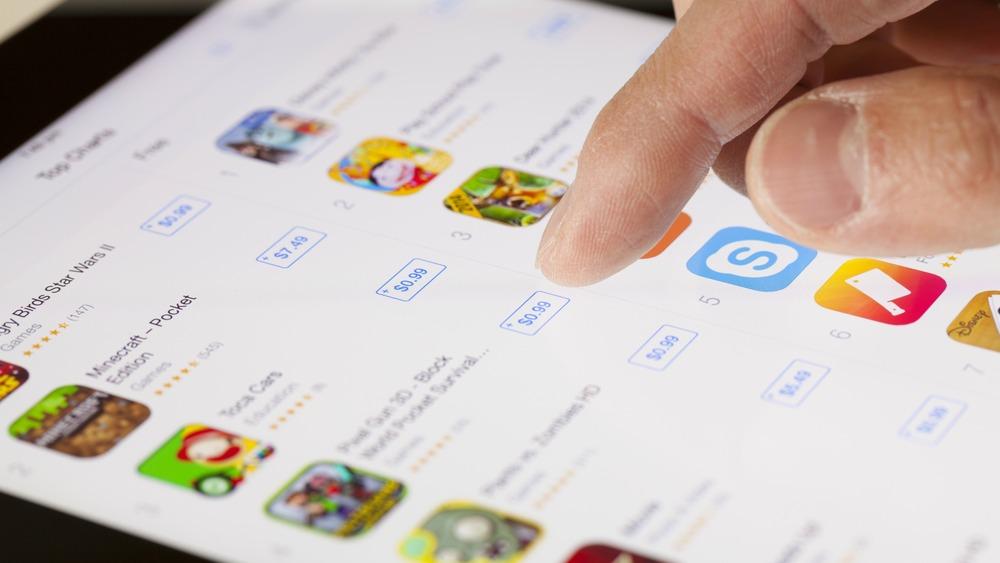 Top Ten appuntamenti Apps iPad