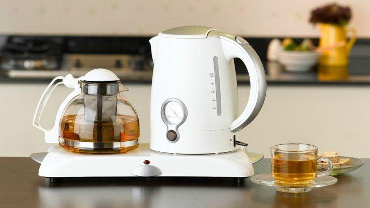 Undici ore per una tazza di tè, tutta colpa del bollitore Wi-Fi