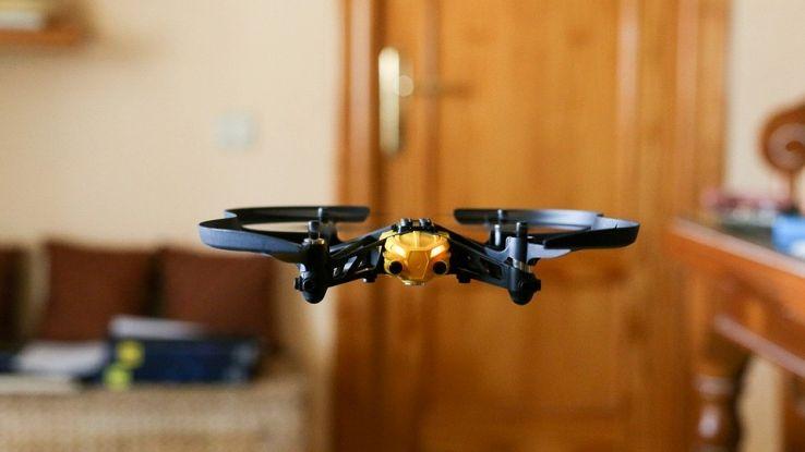 copertina droni