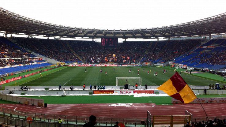 AS Roma: all'Olimpico con il biglietto sullo smartphone