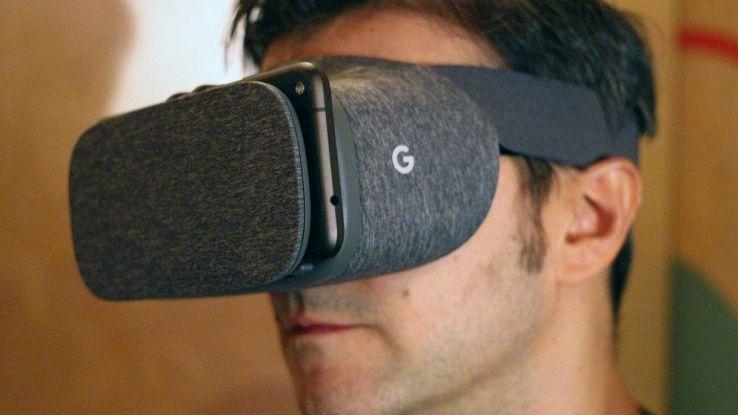 Nuovo visore Google: dal brevetto arrivano ulteriori dettagli