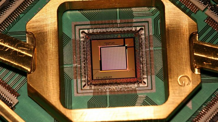 Dwave, il computer quantistico di Googlr