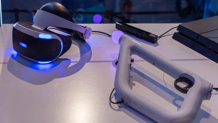 Tutto quello che c'è da sapere sul nuovo visore PlayStation VR