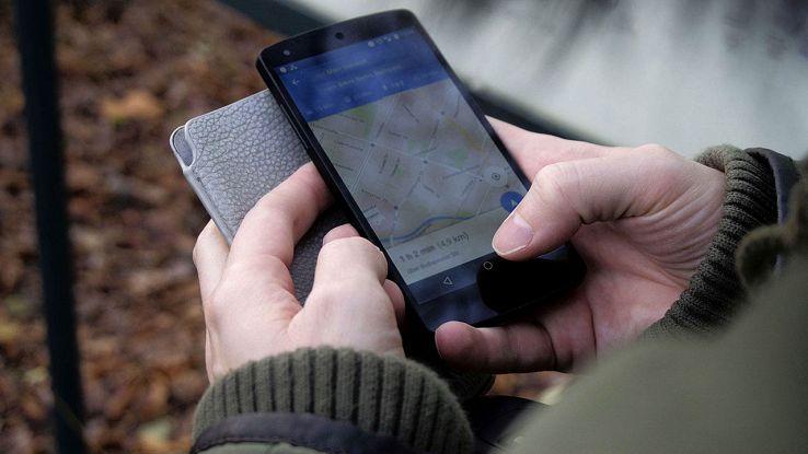 Trucchi per Google Maps