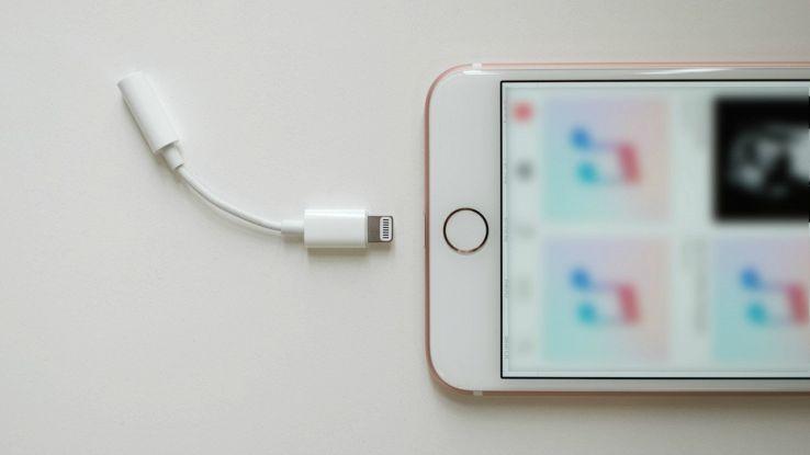 iPhone 7 Plus jack audio