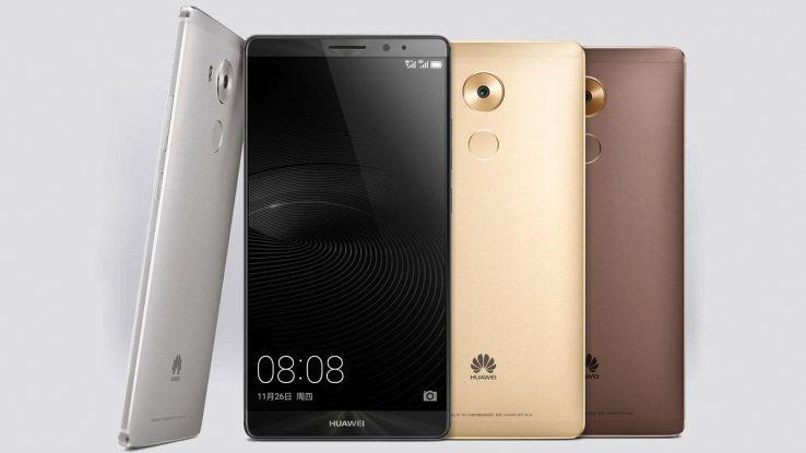 Anticipazioni sui nuovi Huawei Mate 9 e Mate 9 Pro