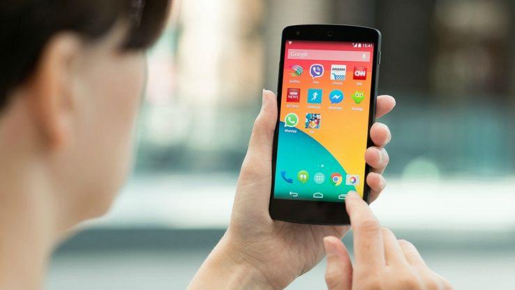 migliori gesture android