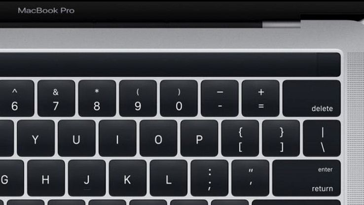 La nuova tastiera con il sensore TouchID