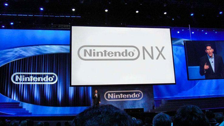 Presentazione Nintendo NX