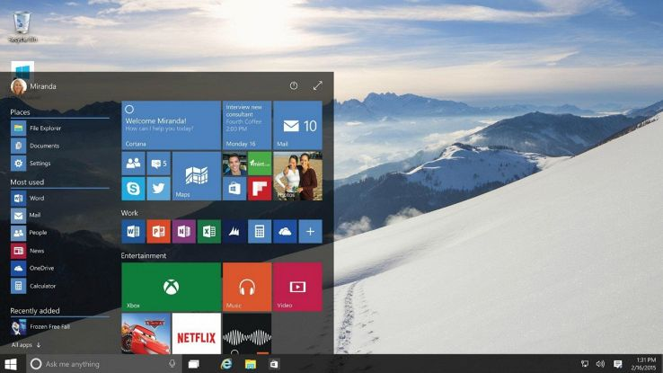 Ecco cinque motivi per non fare l'aggiornamento a Windows 10