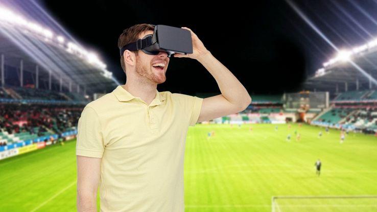 La tv scende in campo: ecco la realtà virtuale firmata Sky