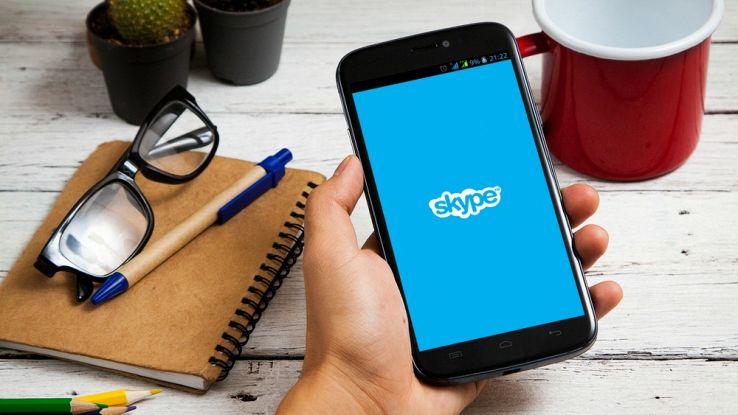skype cambia faccia