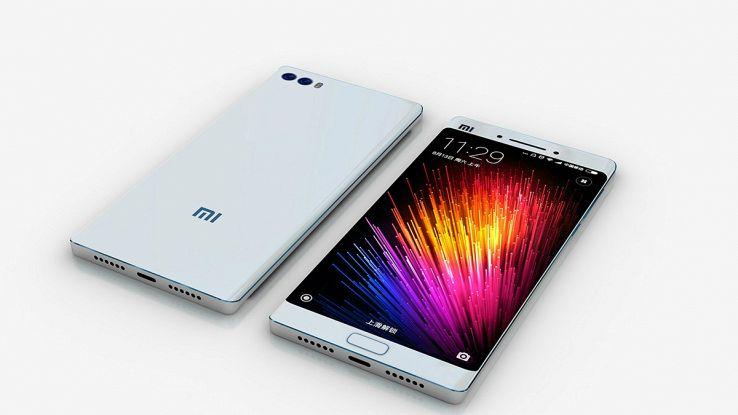 Xiaomi va all'attacco: il Mi Note 2 disponibile da novembre