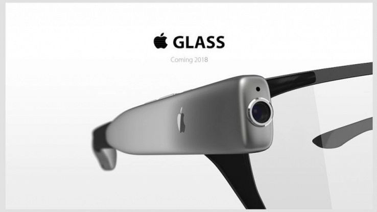 Rendering Google Glass