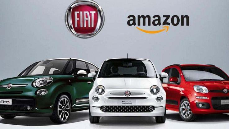 Store Fiat su Amazon