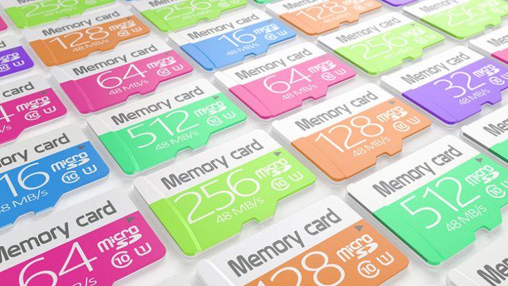 Le migliori microSD per le app Android avranno il simbolo A1