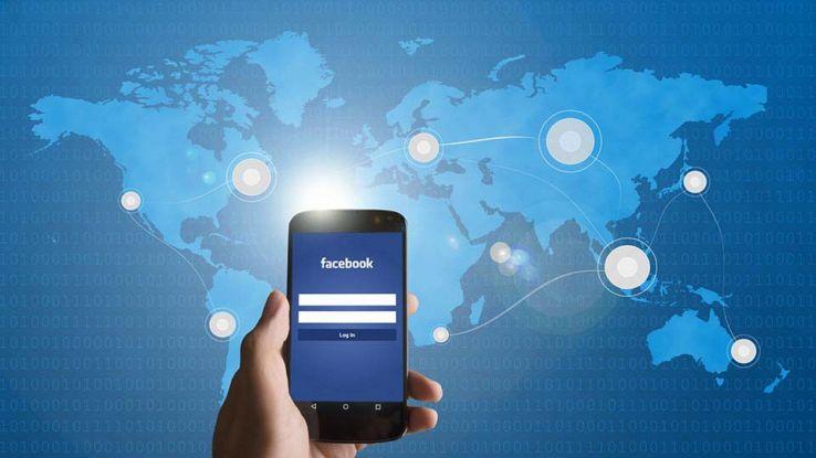 Facebook da smartphone
