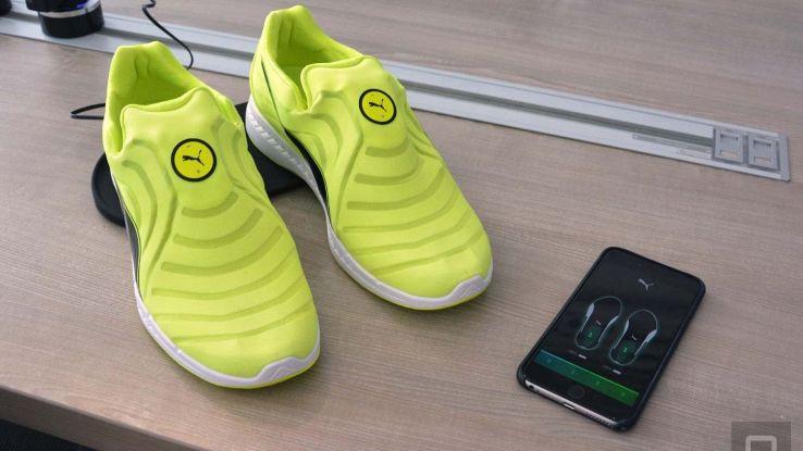 new arrival e5a17 68fb4 Puma sfida Nike con le Autodisc, le scarpe che si allacciano ...
