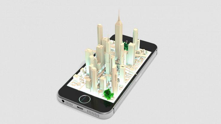 Apple, la realtà aumentata non è una fantasia: arriverà sulle mappe