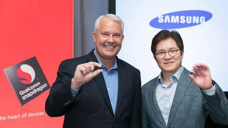Samsung e Qualcomm presentano lo Snapdragon 835