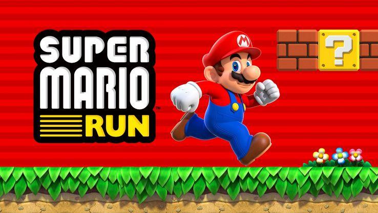 Super Mario Run: dal 15 dicembre disponibile sull'Apple Store