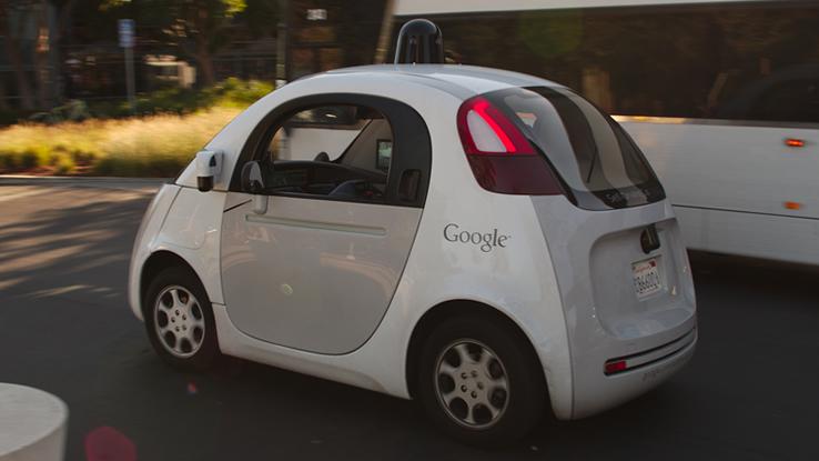 Google mette da parte lo sviluppo della sua auto senza pilota