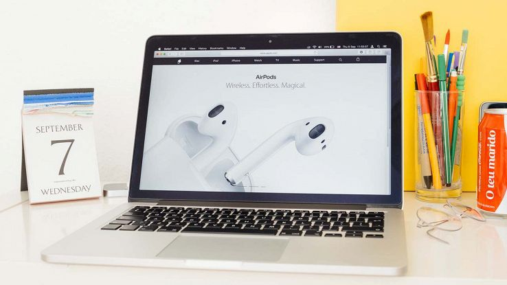 Apple Airpods in vendita