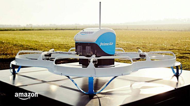 Drone Amazon PrimeAir