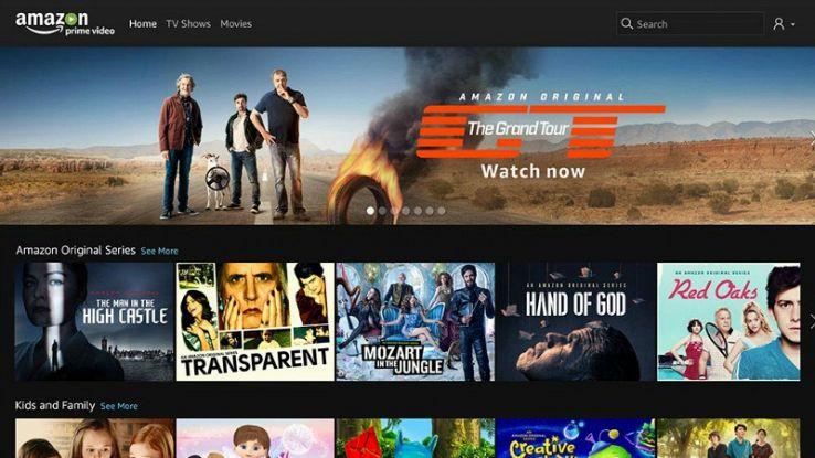Amazon Prime Video disponibile in Italia. Guerra aperta a Netflix