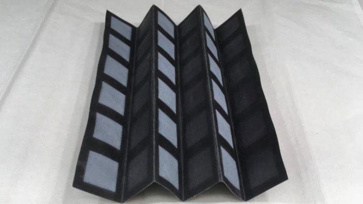 Batteria di carta