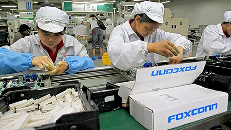 Foxconn: furto da 1,5 milioni di dollari. Spariti migliaia di iPhone