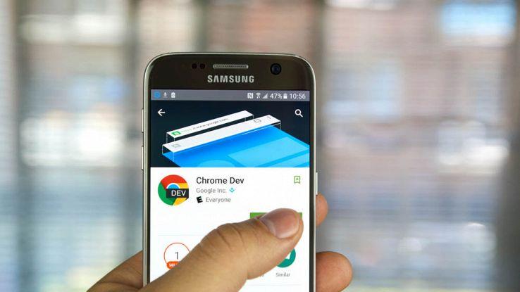 Aggiornamento Chrome: pagine web, musica e video anche offline